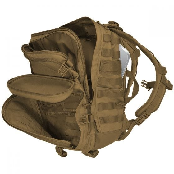 Mochila para o Dia a Dia Hazard 4 Patrol Pack Thermo-Cap - Coyote