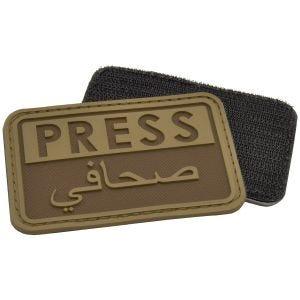 Emblema Morale Hazard 4 3D Press / Arabic Reporters - Coyote