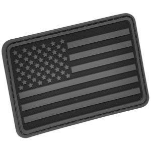 Emblema Morale Hazard 4 USA Flag Left Arm - Preto