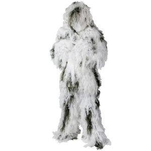 Fato Ghillie Helikon Camouflage - Snow Camo