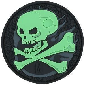Emblema Morale Maxpedition Skull - GLOW