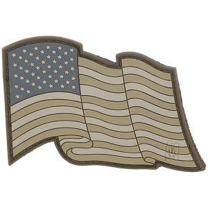 Emblema Morale Maxpedition Star Spangled Banner - Arid